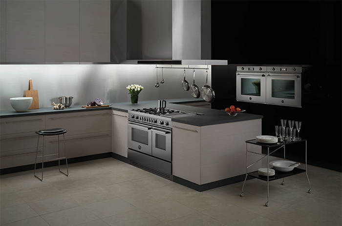 Bertazzoni Professional Series ranges and built-in ovens