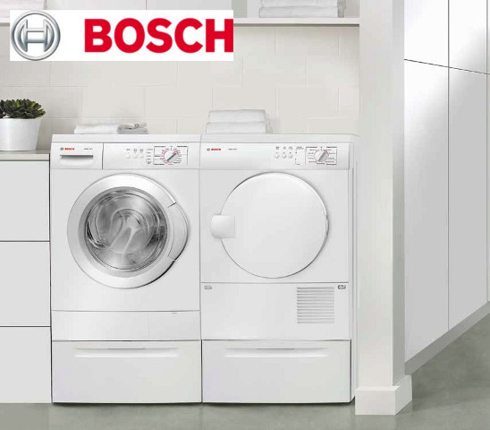 Bosch and Summit Washers and Dryers